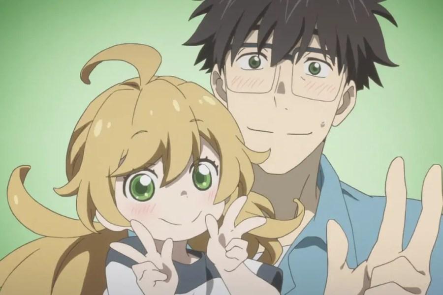 Anime Dads