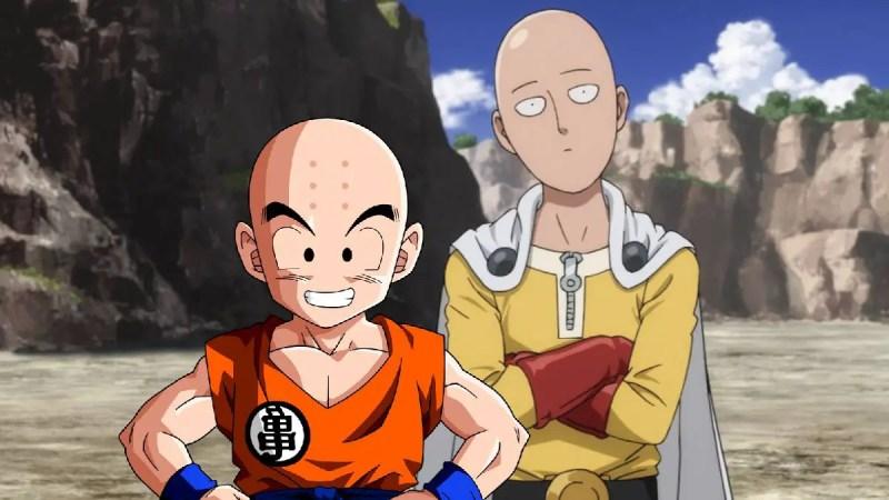 Bald Anime Character