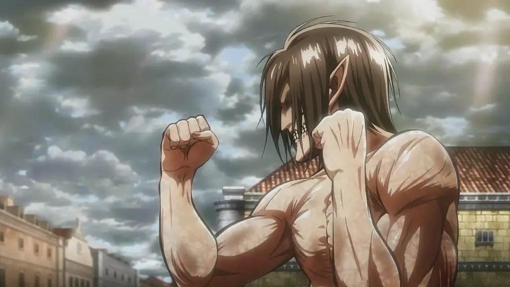 Eren's Titan Form Powers