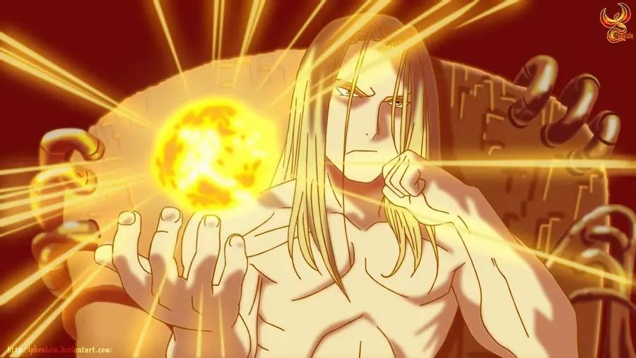 Father From Fullmetal Alchemist Brotherhood