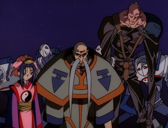 Kei Pirate Guild From Outlaw Star