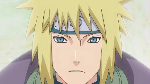 Minato Namikaze From Naruto