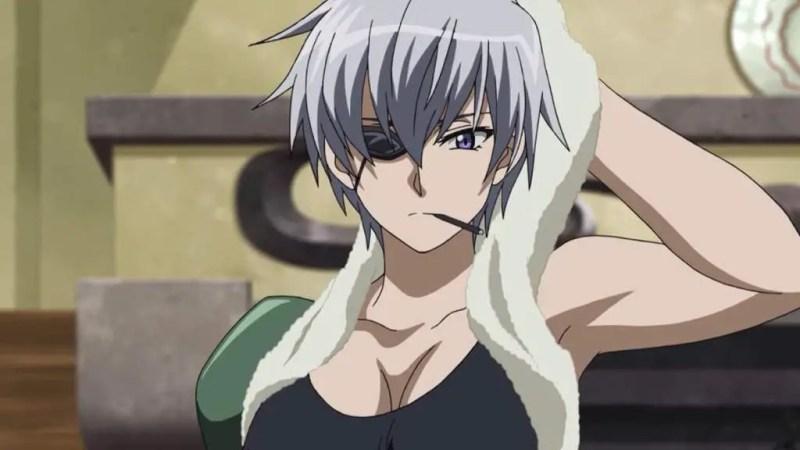 Najenda From Akame ga Kill