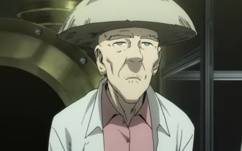 Dr. Kuseno From One Punch Man