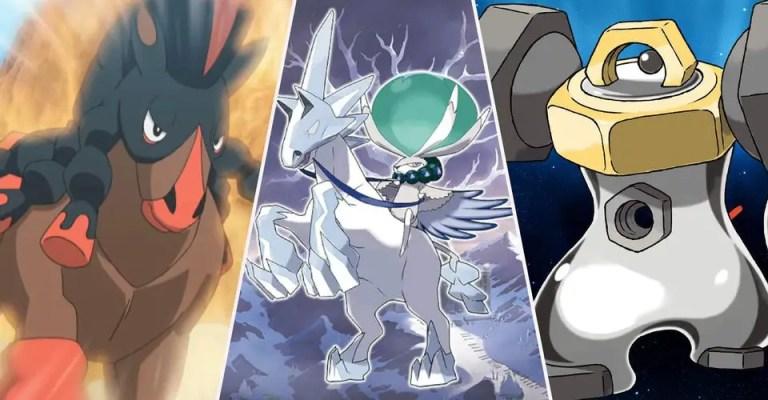 Heaviest Pokémon