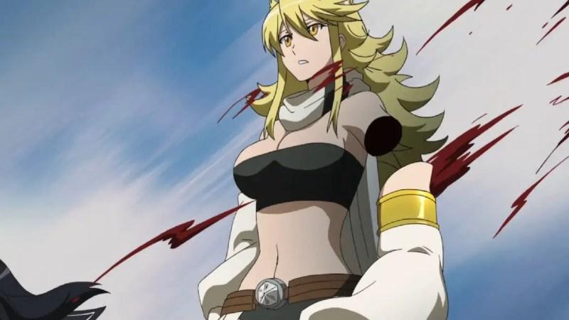Leone From Akame ga Kill