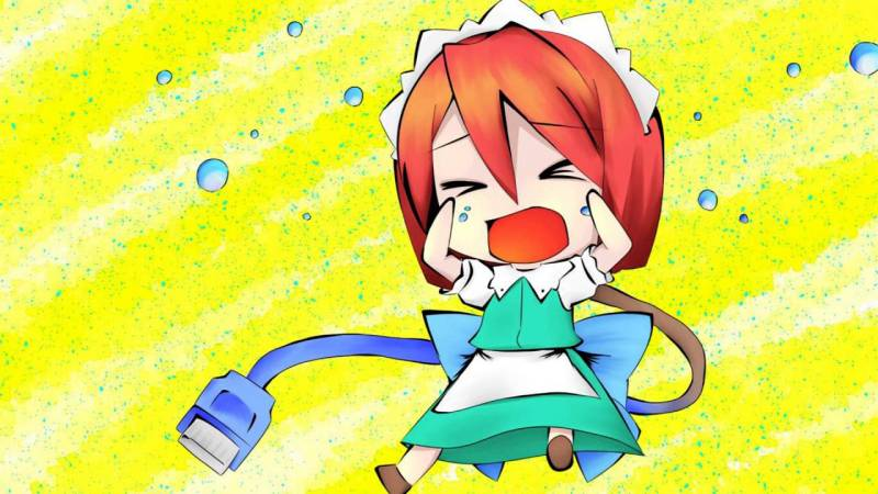 Maid-chan From Sakurasou no Pet na Kanojo