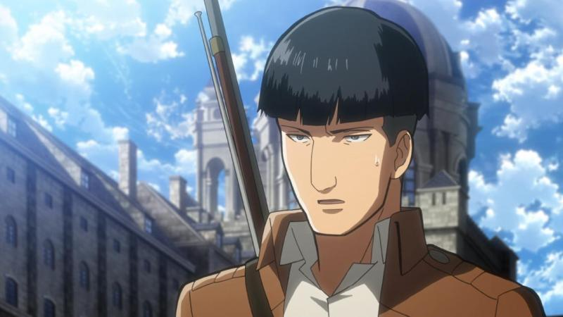 Marlo Freudenberg From Attack on Titan