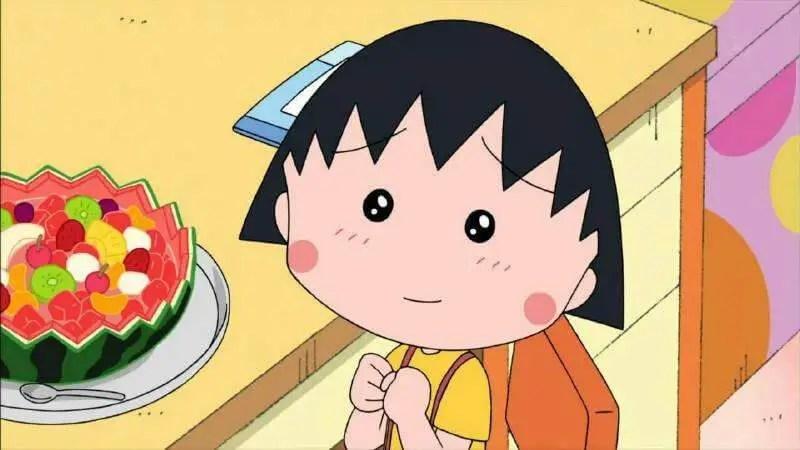 Maruko-Chan From Chibi Maruko Chan