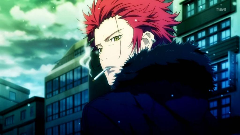 Mikoto Suoh From K-Project