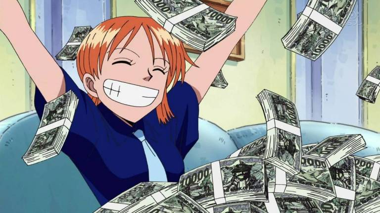 Richest & Wealthiest Anime Characters