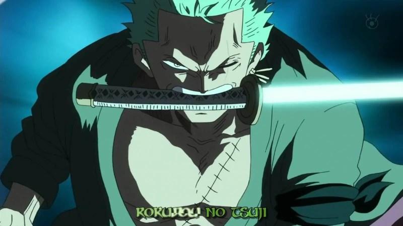 Roronoa Zoro From One Piece