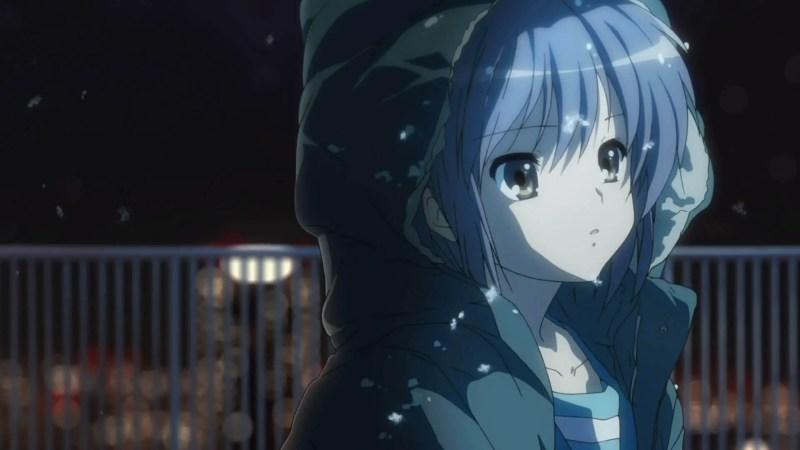 Yuki Nagato From Suzumiya Haruhi no Yuuutsu