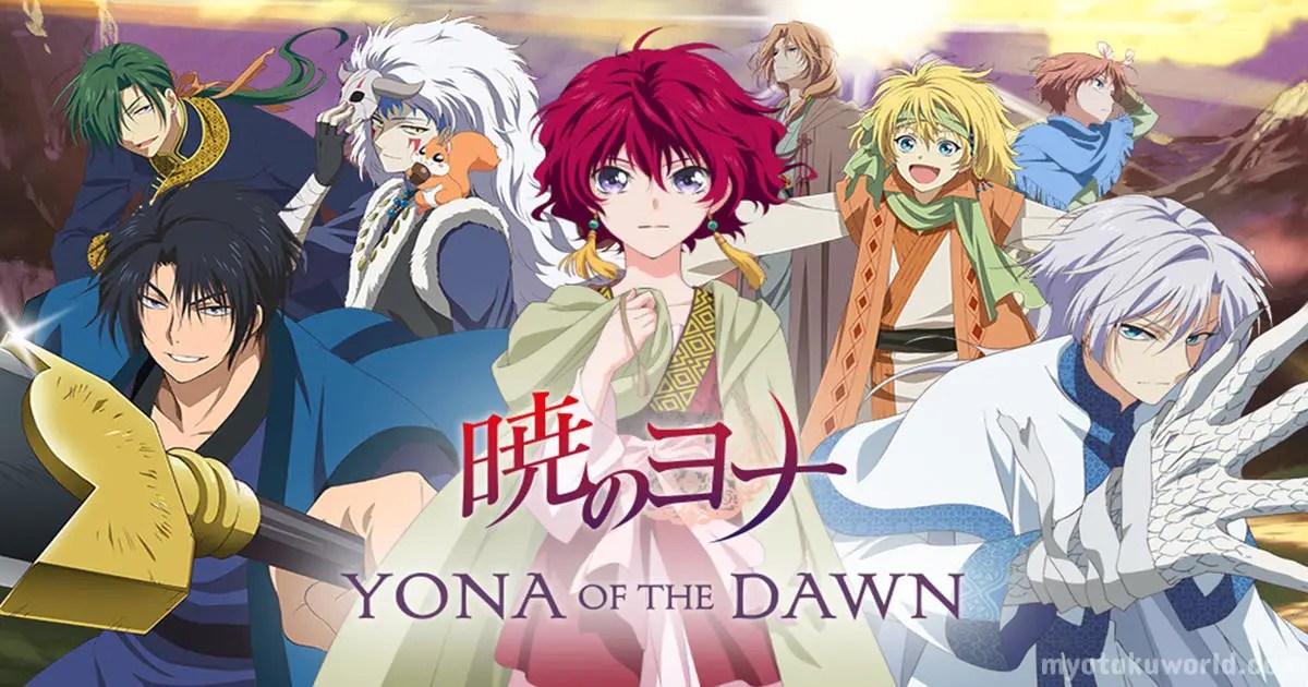 akatsuki no yona season 2