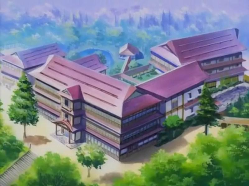 Hinata House From Love Hina