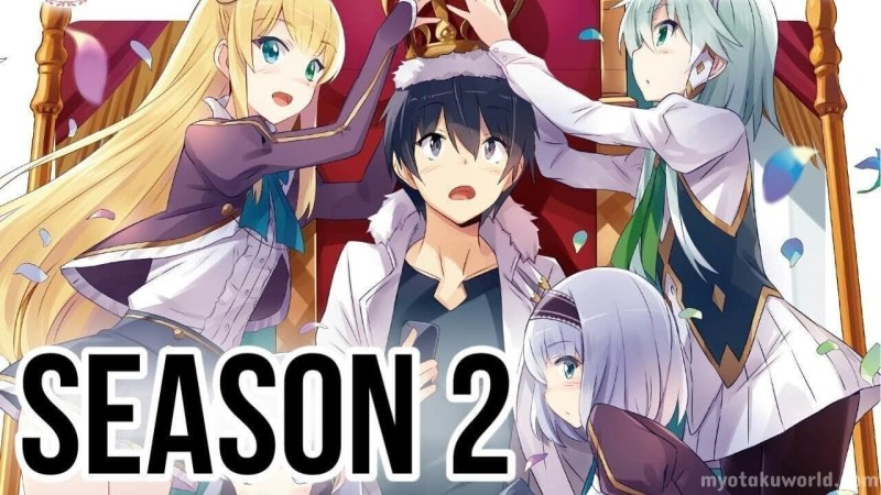 In Another World With My Smartphone Season 2