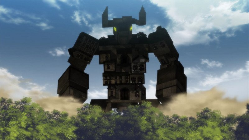 The Black Bulls Base of Operations From Black Clover