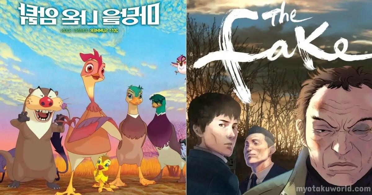 Best Korean Anime Series