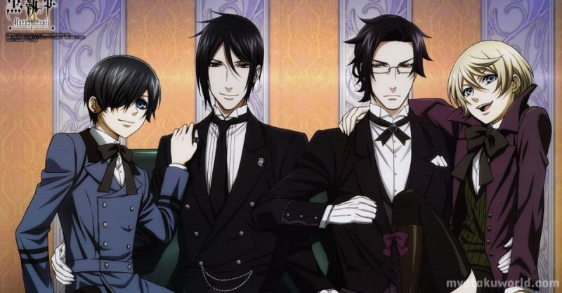 Black Butler Characters