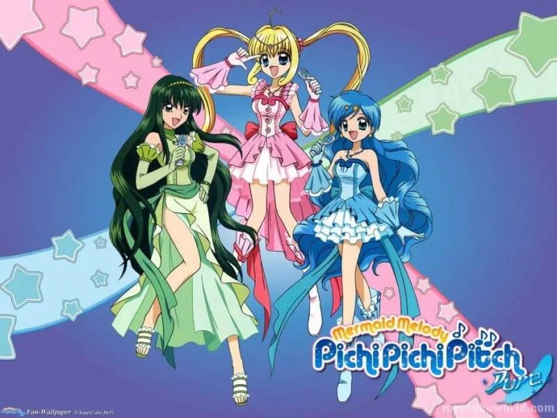 Mermaid Melody: Pichi Pichi Pitch