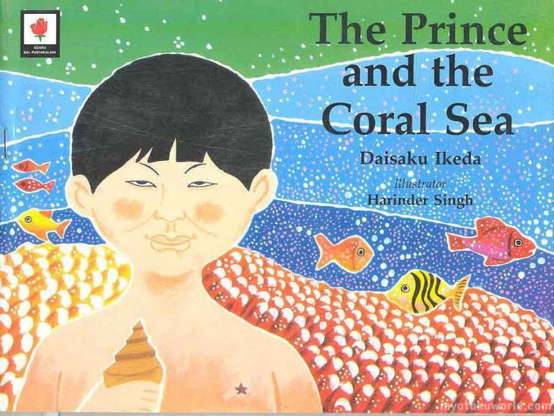 the prince and the coral sea