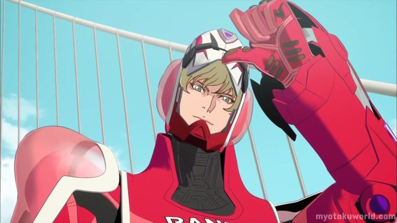 Barnaby From Tiger and Bunny
