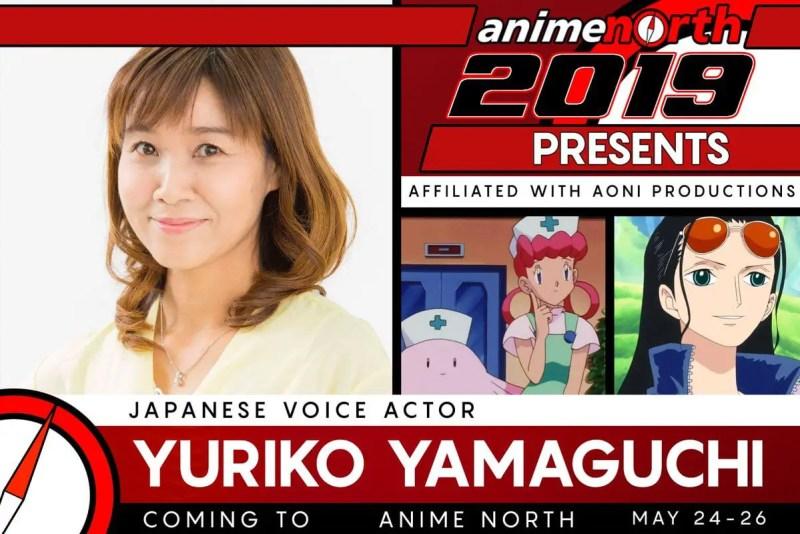 Devil Child Nico Robin voiced by Yamaguchi Yuriko