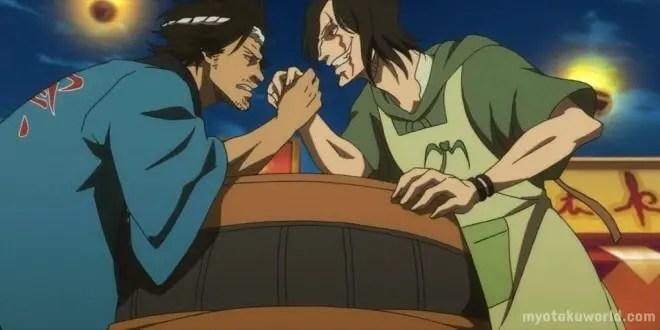 Episode 68: Battle To Death Yami vs Jack