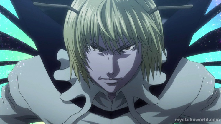 Shaiapouf From Hunter X Hunter