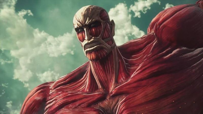 The Colossal Titan