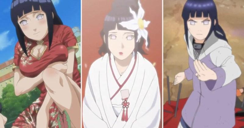 Hinata hyuga From Naruto & Boruto