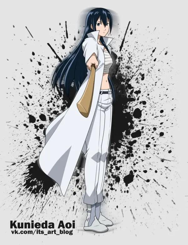 Kunieda Aoi Form Beelzebub