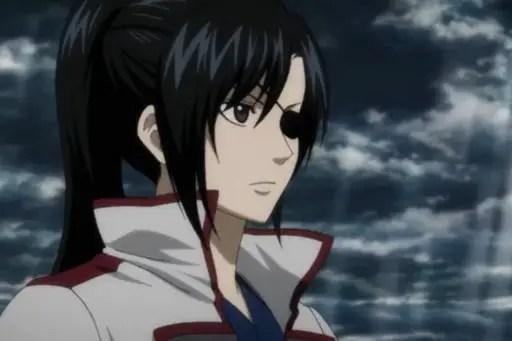 Kyuubei Yagyuu - Chan From Gintama