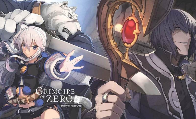 Grimore of Zero