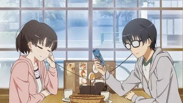 Saekano: How to Raise a Boring Girlfriend .flat