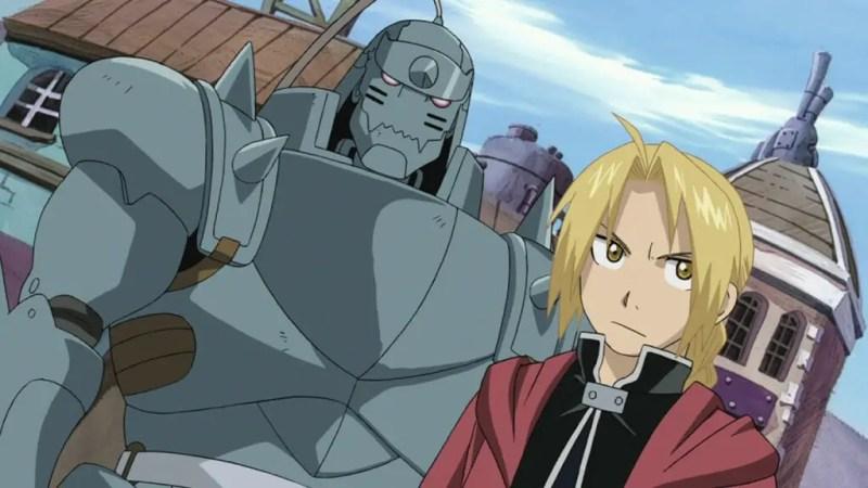 13. Fullmetal Alchemist: Brotherhood