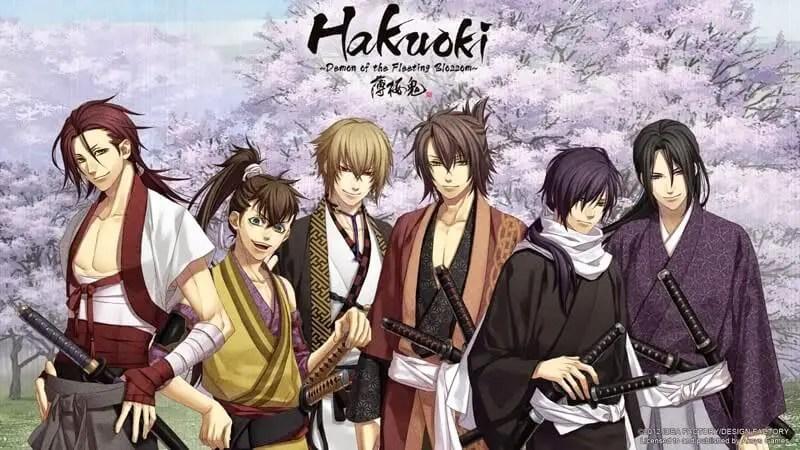 Hakuouki/Hakuoki ~ Demon of the Fleeting Blossom