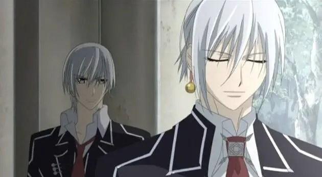 Ichiru and Zero Kiryuu From Vampire Knight