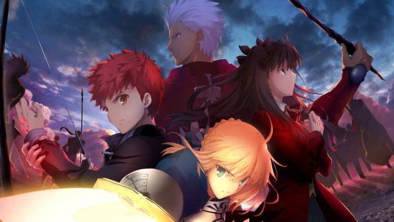 Fate Stay Night : Unlimited Blade Works