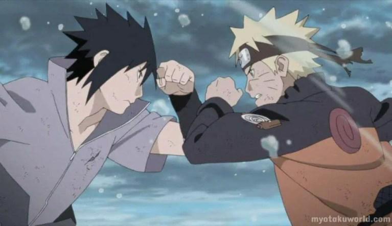 Fighting Anime