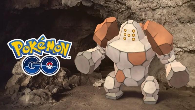 Regirock (Rock-type Pokémon)