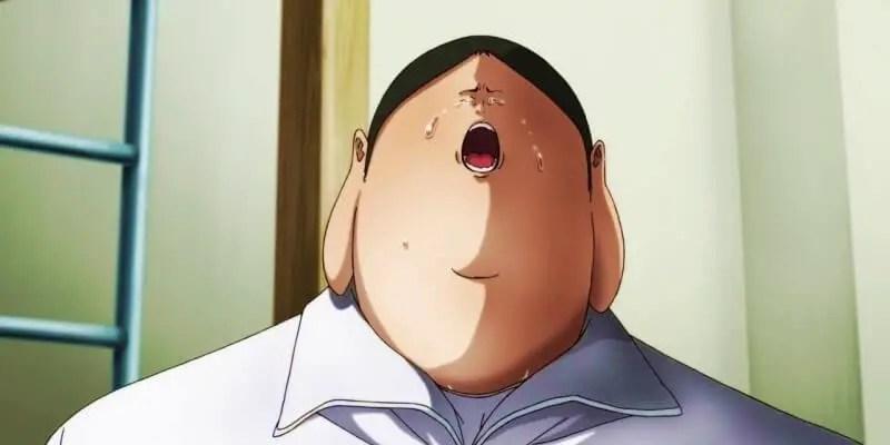 Reiji Andou From Prison School