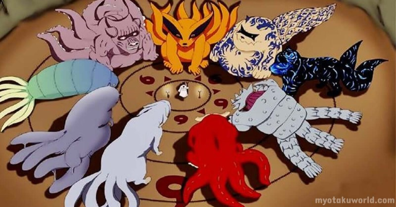 Tailed Beasts of Naruto