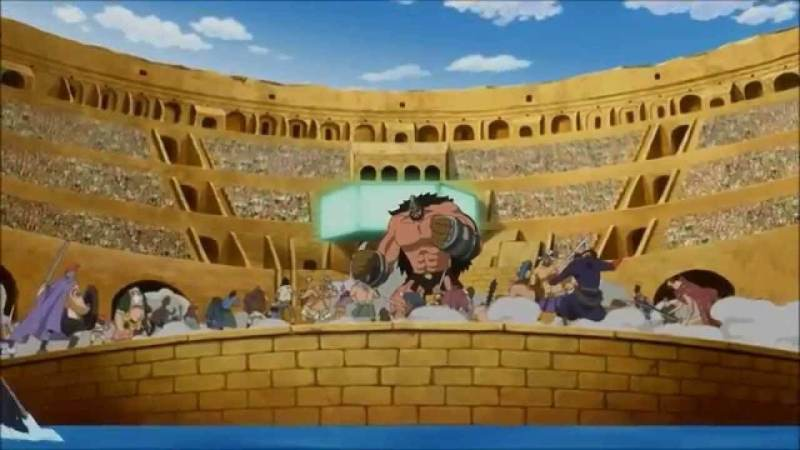The Colosseum Fighters