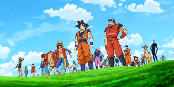 Dream 9 Toriko & One Piece and Dragon Ball Z Super Collaboration Special