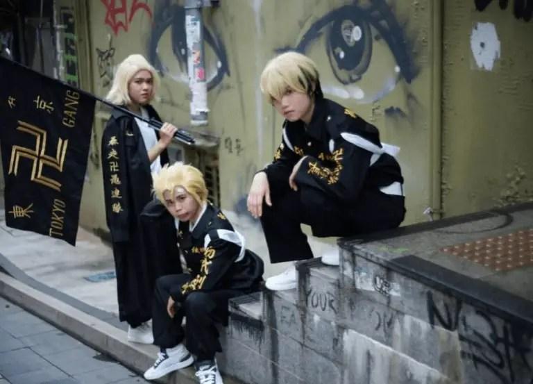 Fem Tokyo Revengers From Tokyo Revengers