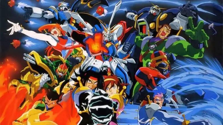Mobile Suit G Gundam (1994)