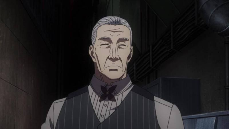 Yoshimura from Tokyo Ghoul
