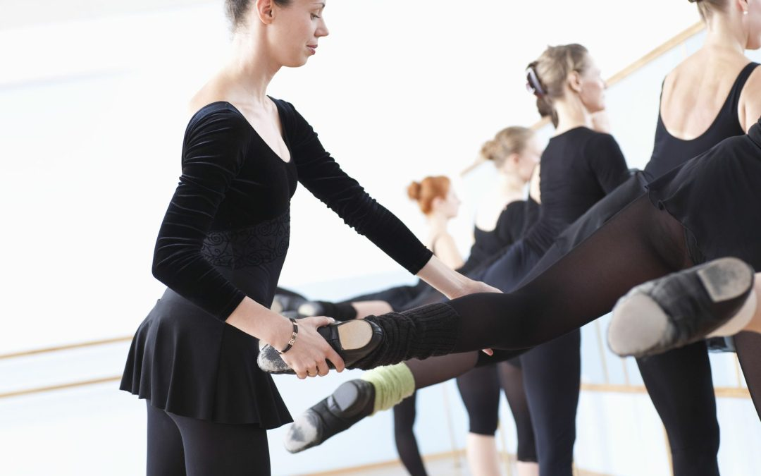 4 common ballet conditions & how Myotherapy can help