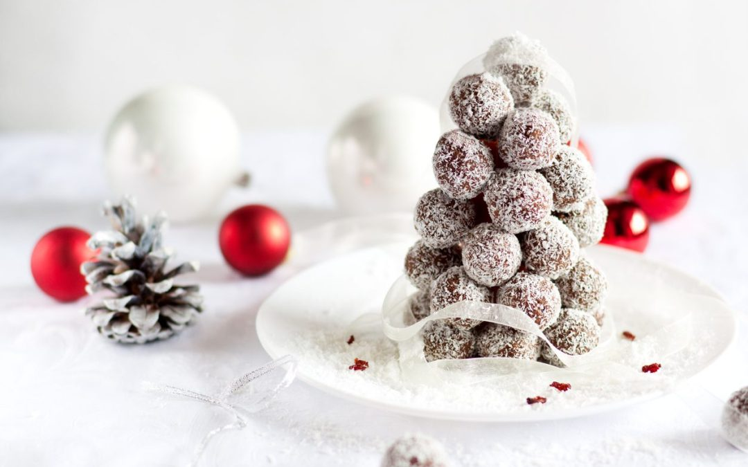 Christmas Cheer Bliss Balls